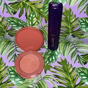 Tarte mini 12-hr blush and mini lashes mascara